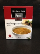 High Protein Vegetable Beef Soup
